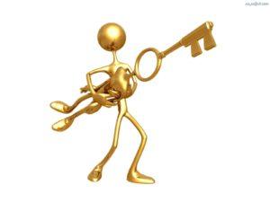 ludzik-klucz